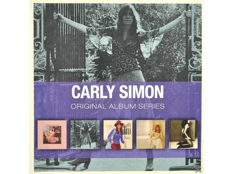 Carly Simon - Original Album Series [CD]