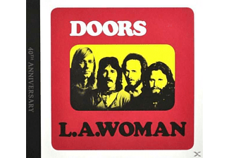 The Doors - L.A. Woman - 40th Anniversary Edition (CD)
