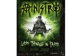 Ministry - Last Tangle In Paris - Live 2012  - (CD + Blu-ray Disc)
