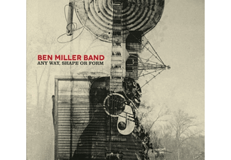 Ben Miller Band - Any Way, Shape Or Form - (CD)