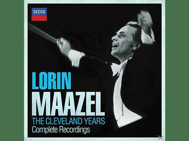 MAAZEL/CO/+ - Lorin Maazel-The Cleveland Years [CD]