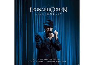 Leonard Cohen - Live In Dublin | CD