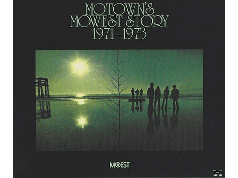 Various/Motown's Mowest Story 1971-1973 - Our Lives Are Shaped By What We... [CD]