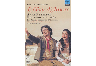 VARIOUS, Orchester Der Wiener Staatsoper, Chor Der Wiener Staatsoper, Bühnenorchester Der Wiener Staatsoper - Der Liebestrank (L'elisir)  - (DVD)