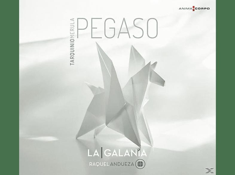 Raquel & La Galania Andueza - Pegaso-Psalmen und Motetten [CD]