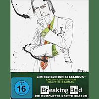 Breaking Bad - Staffel 3 (Steelbook) [DVD]