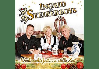 Ingrid & Steirerboys - Weihnachtszeit... A Stille Zeit  - (CD)