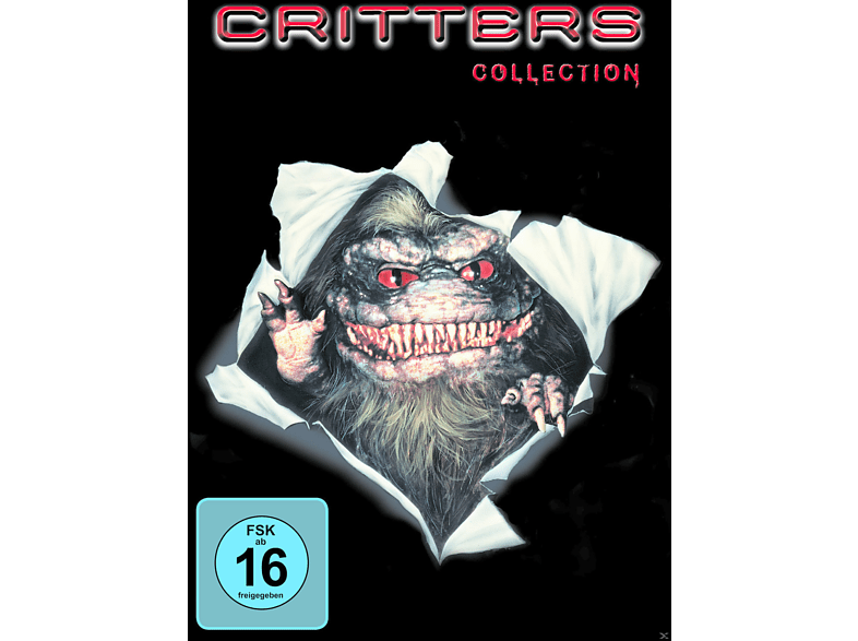 Critters Collection [DVD]
