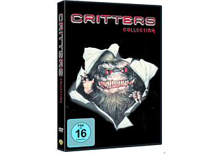 Critters Collection DVD