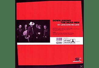 STEVE TRAIN, His Bad Habits - Down Among The Dead Man  - (Vinyl)