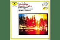 VARIOUS, Ferras,Christian/Karajan,Herbert Von/BP - Violinkonzert D-Moll/Finlandia/+ [CD]