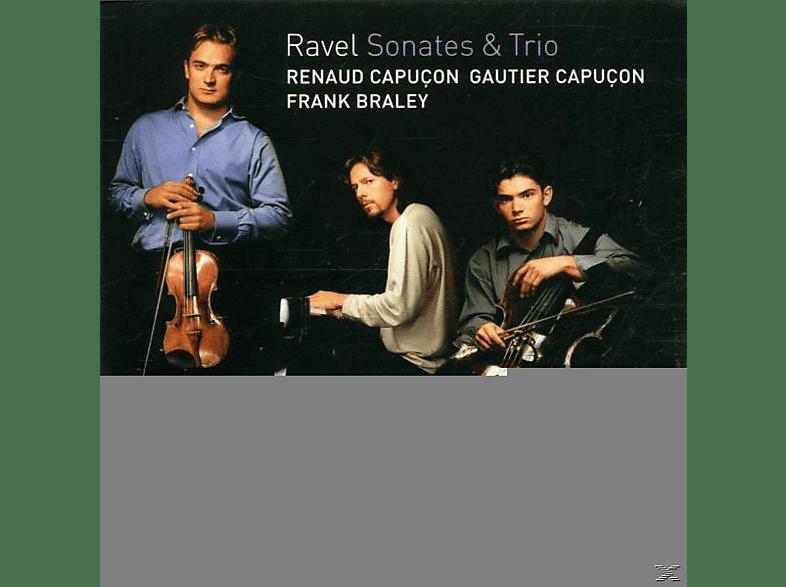Gautier Capucon - Kammermusik (Trio+Sonaten) [CD]