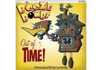 The Booze Bombs - Out Of Time! - (Vinyl)