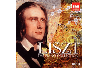 Franz & Various Liszt - Franz Liszt - The Piano Collection - (CD)
