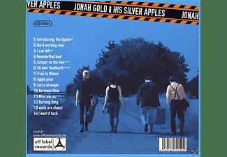 "Jonah Gold, His Silver Apples - Pollute The Airwaves (12"" Vinyl)  - (Vinyl)"