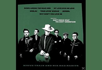 STEVE TRAIN, HIS BAD HABITS - Steve Train And His Bad Habits  - (CD)