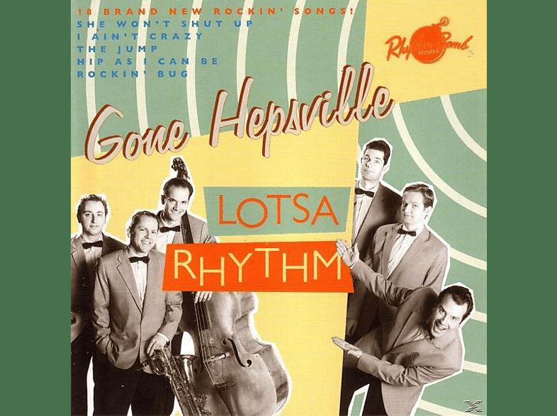 Gone Hepsville - Lotsa Rhythm [CD]