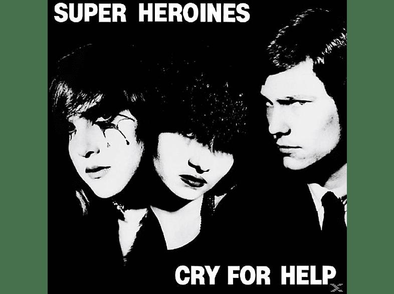Super Heroines - CRY FOR HELP [Vinyl]