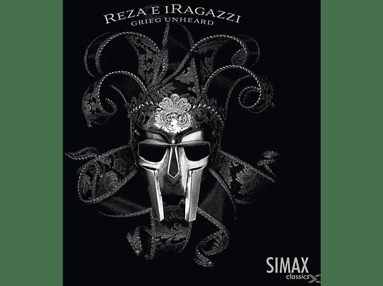 Reza E I Ragazzi - Grieg unheard [CD]
