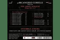 Gatti/Ensemble Aurora - Die Assisi-Sonaten [CD]
