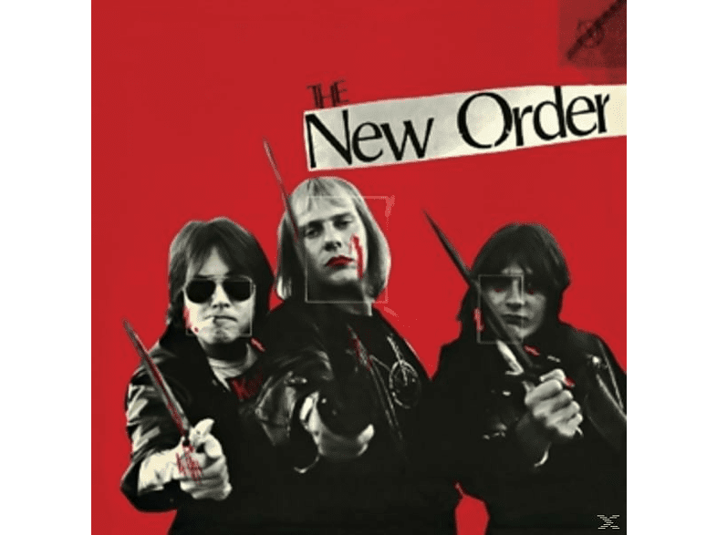 New Order - THE NEW ORDER FEAT. RON ASHETON,JIMMY RECCA [Vinyl]