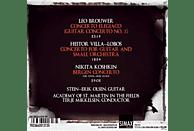 Stein-erik/mikkelsen/amf Olsen - Gitarrenkonzerte [CD]