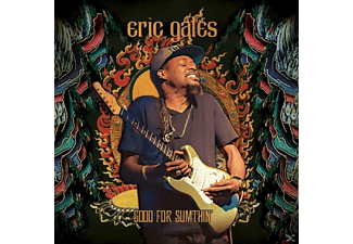 Eric Gales - God For Sumthin'  - (CD)