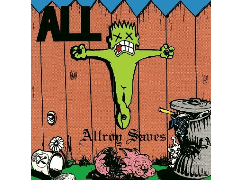 All - Allroy Saves [CD]