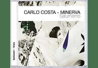 Carlo & Minerva Costa - Saturnismo  - (CD)