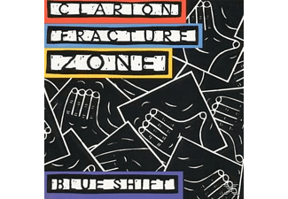 Clarion Fracture Zone - Blue Shift  - (CD)