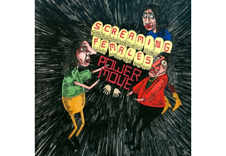 Screaming Females - Power Move  - (CD)