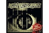 Lost Boyz Army - Vmk Negativ [CD]