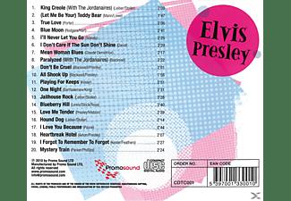 Elvis Presley - Twentieth Century Rock & Roll Artists  - (CD)