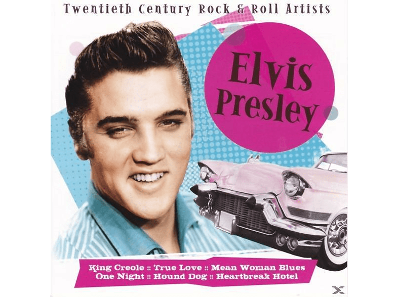 Elvis Presley - Twentieth Century Rock & Roll Artists [CD]