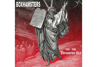 Boxhamsters - Thesaurus Rex  - (CD)