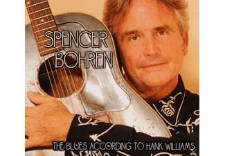 Spencer Bohren - The Blues According To Hank Williams - (CD)