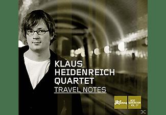 Klaus Quartet Heidenreich - Travel Notes  - (CD)