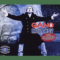Gano - Mein HSV [CD 3 Zoll Single (2-Track)]