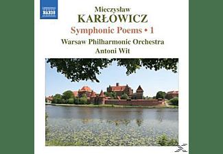 Wit Antoni, Antoni/warschau Po Wit - Symphonische Dichtungen  - (CD)
