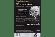 Albert Schweitzer - Weih-Nachten Mit Albert Schweitzer [CD]