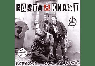 Rasta Knast - Legal Kriminal  - (CD)