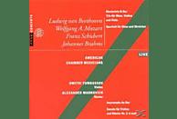 Markovich, American Chamber Musicians, Tombassov - Beethoven,Mozart,Schubert,Brahms [CD]