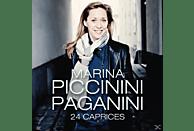 Marina Piccinini - 24 Caprices [CD]
