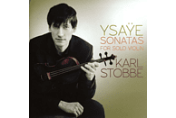 Karl Stobbe - Sonatas For Solo Violin [CD]