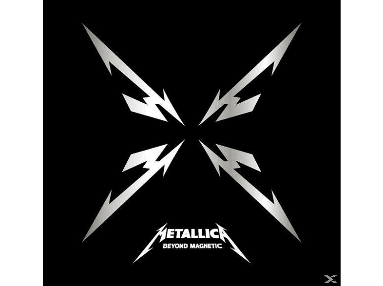 Metallica - Beyond Magnetic [CD]