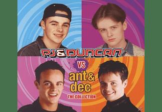 Pj & Duncan Vs Ant & Dec - The Collection  - (CD + DVD Video)
