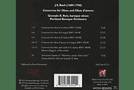 Gonzalo X. / Portland Baroque Orchestra / Hu Ruiz - Concertos For Oboe And Oboe D.Amore [CD]
