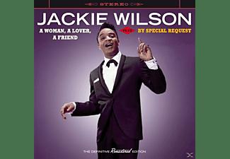 Jackie Wilson - A Woman,A Lover,A Friend+B  - (CD)