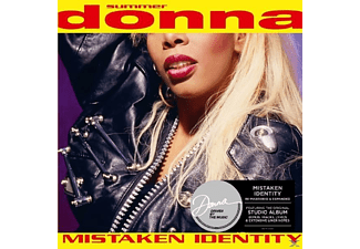 Donna Summer - Mistaken Identity  - (CD)