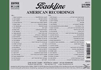 VARIOUS - Backline Vol.127  - (CD)
